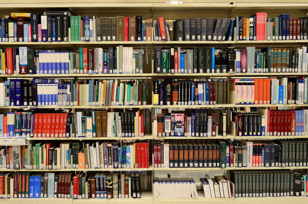 Immagine biblioteca