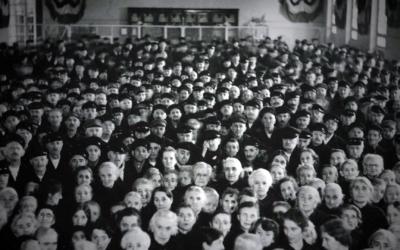 """""""La Rete della Solidarietà"""", docufilm a cura dell'Istituto Lombardo di Storia Contemporanea."""