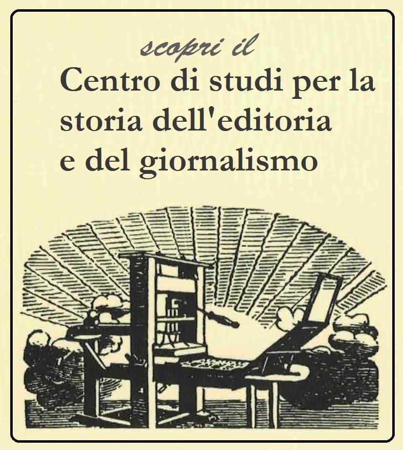 Centro di studi per la storia dell'editoria e del giornalismo